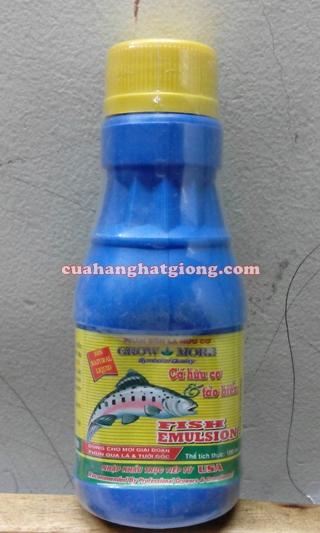 Phân Cá Fish Emulsion